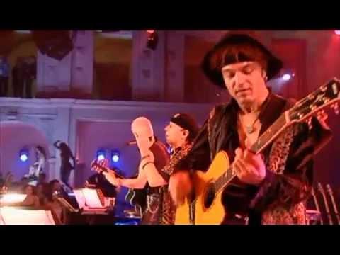 Scorpions - acoustica - catch your train