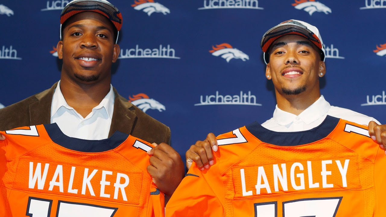 Broncos Rookie Orientation begins, full 2017 draft class inked to contracts