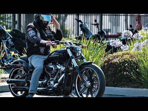 2019 Harley-Davidson Breakout 114 (FXBRS)│Review & Test Ride
