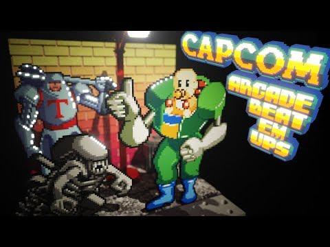 Capcom Arcade Beat 'Em Ups