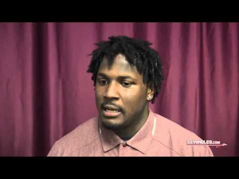 Mario Edwards Jr. Interview 9/11/2013 video.