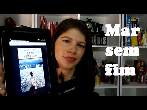 Livro lido: Mar sem fim - Amyr Klink