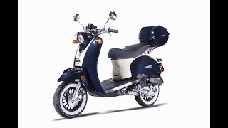 8. BMS Federal 50CC Scooter