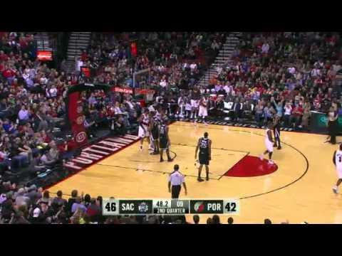 Sacramento Kings 79 – Portland Trail Blazers 102