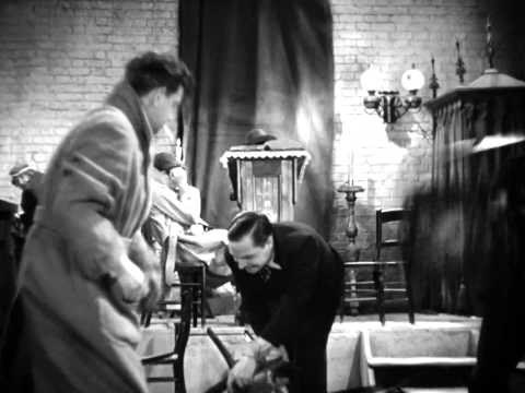 The Man Who Knew Too Much (1934) - Chair Fight!