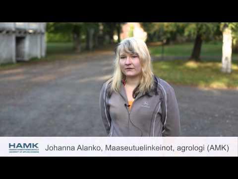 HAMK - Hevostalous ja maaseutuelinkeinot