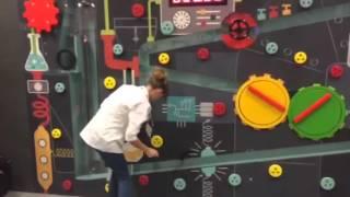 Fun Walls 'Secret Lab' Traverse