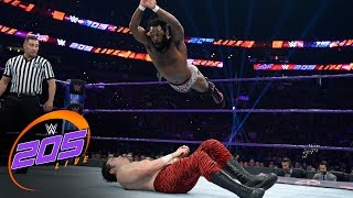 Nonton Rich Swann Vs  Johnny Ocean  Wwe 205 Live  April 11  2017 Film Subtitle Indonesia Streaming Movie Download