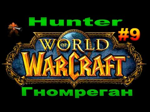 World of Warcraft: Legion.Дворф-хант.Серия #9.Гномреган