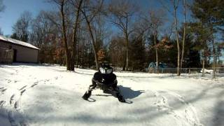 2. GoPro HD Arctic Cat Firecat F7 700 Custom