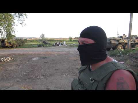 Український спецназівець: