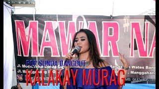 Kalakay Murag Pop Sunda Dangdut Bandung, penyanyi asli Rika Rafika