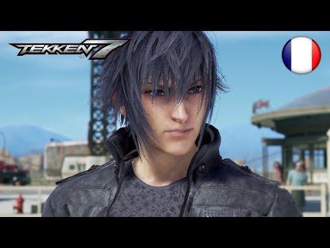 Noctis DLC 3 de Tekken 7