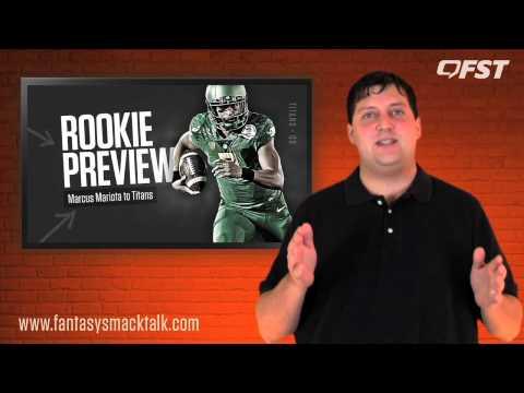 Marcus Mariota Rookie Preview thumbnail