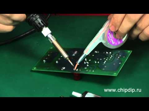 Ways how to remove solder