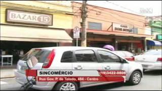 SINCOMERCIO - Semana 34/2016