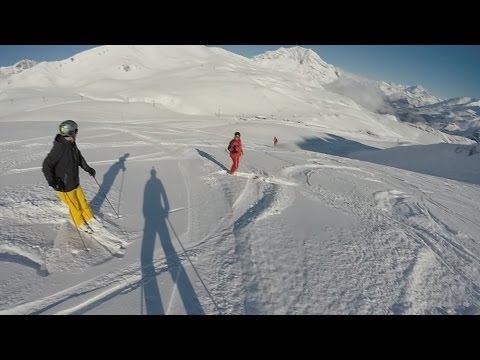 My Skiing Holiday To Val D'Isere 2016