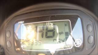 8. Yamaha Rhino Top Speed w/ CDI