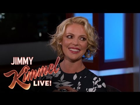 Katherine Heigl on Working with Steven Seagal When She Was 16