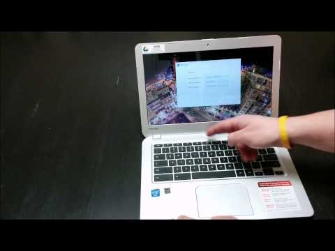 Toshiba - In this latest video, I get my hands on the newest Chromebook to join the lineup: the Toshiba Chromebook. Enjoy! And don't forget to check out: http://chrome...