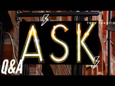Q&A - Get Your DATING & CHARISMA QUESTIONS READY!