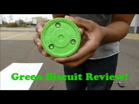 0 Green Biscuit (Off Ice Training Puck) Review