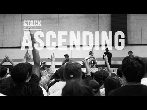 STACK MILLZ - ASCENDING (FOOTAGE FROM PERFORMANCE AT THE HEATED SOLE SUMMIT 2013)
