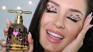 I Love Juicy Couture! Pink Cheetah Print Makeup Tutorial by Chloe Morello