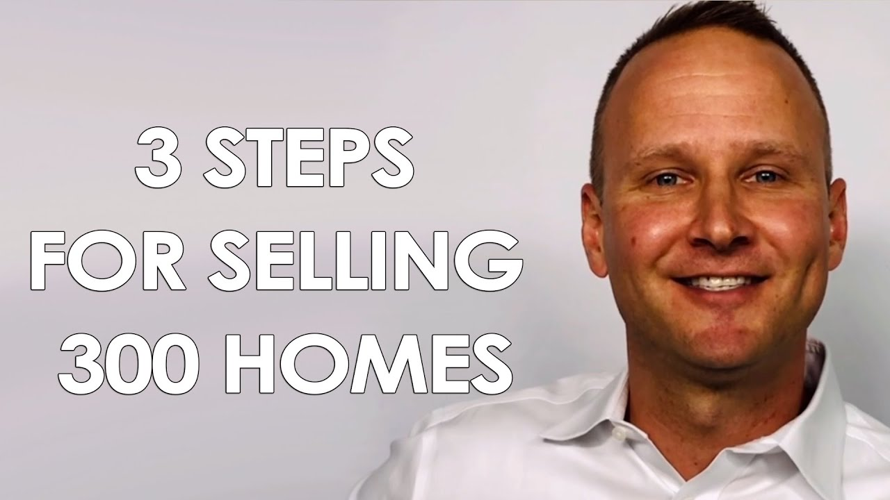 Sell 300 Homes and Not Meet With Any Clients