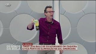 Neto manda recado a elenco do Corinthians: Pipocaram no jogo