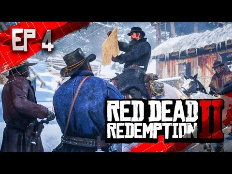 PLANNING TO ROB A TRAIN!!! AN IDIOTS ROAD TO REDEMPTION!!! Episode 4