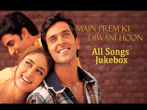 Main Prem Ki Diwani Hoon - All Songs Jukebox - Bollywood Superhit