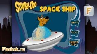 Видеообзор Scooby-Doo Space Ship