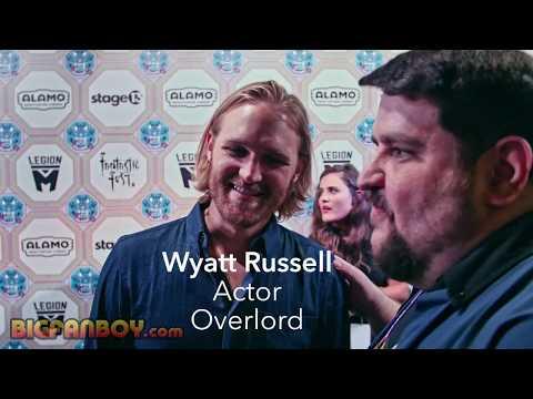 OVERLORD interview Fantastic Fest: Wyatt Russell, Iain De Caestecker, Mathilde Ollivier, more