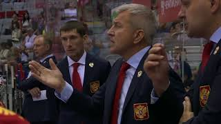 Sochi Hockey Open. Team of Russia (Olympic) 4 HC Sochi 3, 6 August 2018