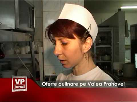 Oferte culinare pe Valea Prahovei