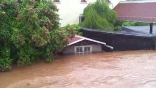 Neukirchen-Pleisse Germany  city images : Hochwasser Crimmitschau / Neukirchen 02.06.2013