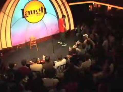 Steve-O @ The Laugh Factory (Part 1 of 4)