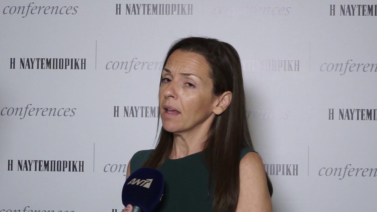 Έλενα Χουλιάρα, Πρόεδρος & ΔΣ,  AstraZeneca Ελλάδος & Κύπρου, μέλος ΔΣ,  PhRMA Innovation Forum