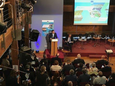 Video - Τσίπρας: Πολιτική προτεραιότητα περιβάλλον και κλίμα