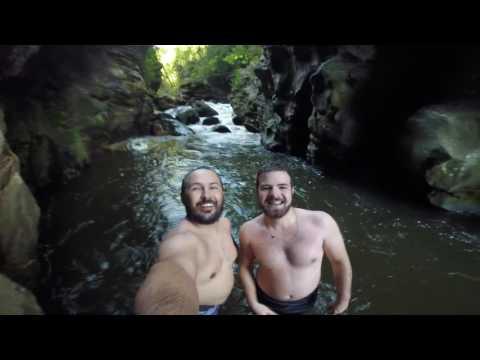 Cachoeira Boqueirão - Santa Rita de Jacutinga 20-11-2016