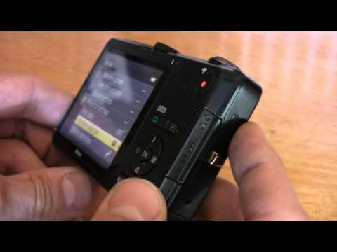 Nikon Coolpix S1200PJ Review - The Projector Camera