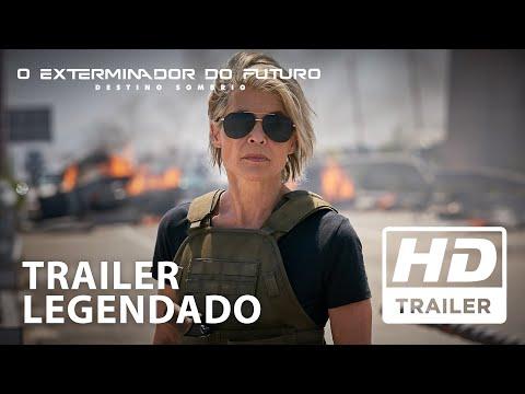 """Linda Hamilton (""""Sarah Connor"""") e Arnold Schwarzenegger (""""T-800"""") retornam aos seus papéis icônicos em #OExterminadorDoFuturoDestinoSombrio, dirigido por Tim Miller (Deadpool) e produzido pelo visionário cineasta James Cameron e David Ellison."""