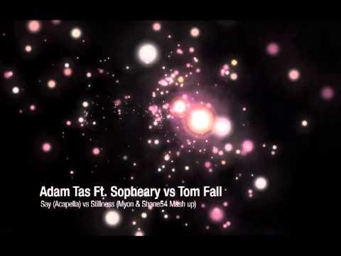 Adam Tas Ft. Sopheary vs Tom Fall – Say (Acapella) vs Stillness (Myon & Shane54 Mash up)