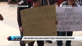 Video DPRD Kalbar Akan Minta Penjelasan Gubernur Kalbar, Sutarmidji Terkait Penundaan Beberapa Proyek MP3, 3GP, MP4, WEBM, AVI, FLV Desember 2018