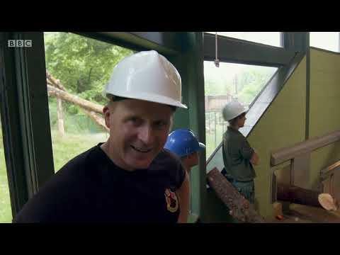 BBC The Zoo, Series 1, episode 12 Jurgen's Jungle Gym