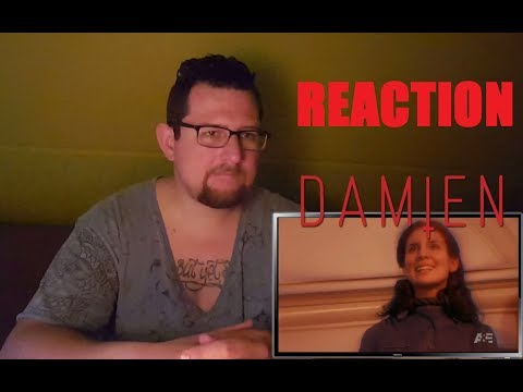Damien season 1 episode 2 'Second Death' REACTION