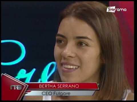 Líderes Empresariales: Bertha Serrano una joven con visión alcanzó su sueño de crear una empresa
