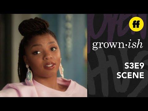 grown-ish Season 3, Episode 9 | Jazz Stalks Doug On IG | Freeform
