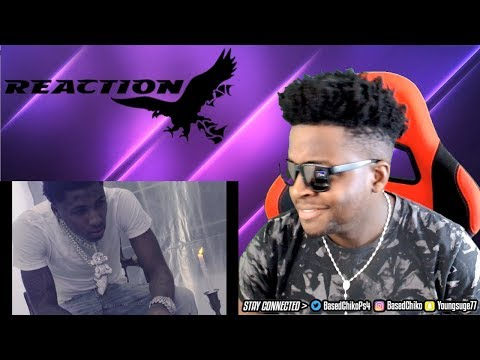 YoungBoy Never Broke Again - Self Control (Official Video) | REACTION